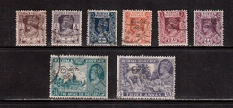 Burma-1947,(Mi.41-80) ,Used - Myanmar (Burma 1948-...)