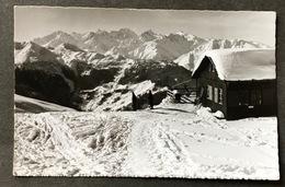Verbier Les Ruinettes Et Le Massif De Trient - VS Valais