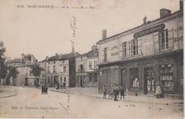 HAUTE MARNE - 3150 - SAINT DIZIER - Rue Du Collége à Gigny ( Ecrite En 1917 ) - Saint Dizier
