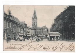 Den Haag - Groote Markt - 1902 - Den Haag ('s-Gravenhage)