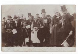 Fotokaart - Nederland - 1904 Amsterdam Grootrond - Marken