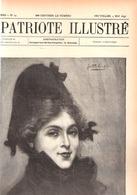 La Cavalcade D'Ath-5 Photos+texte-La Guerre Gréco-Turque-Dessins +texte-Le Patriote Illustré 9 Mai 1897 - Culture