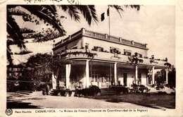 Maroc > Casablanca /LOT 4060 / TRAIT  CAUSE  SCAN - Casablanca