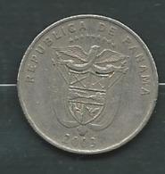 PANAMA 25 (VEINTICINCO) Centesimos 2003   Pieb23107 - Panamá