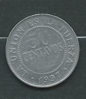 Bolivie 50 Centavos   Année  1997    Pieb23108 - Bolivia