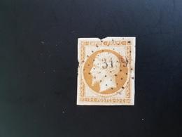 PC 3189, St Mars La Briere, Sarthe - Marcophilie (Timbres Détachés)