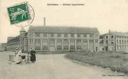 50  CARENTAN - Usines Lepelletier - Carentan
