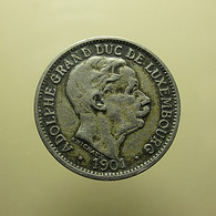 Luxembourg 10 Centimes 1901 - Luxemburg