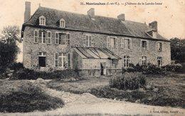 Montauban De Bretagne (35) - Le Château De La Lande Josse. - Autres Communes