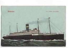 Rotterdam - SS Nieuw Amsterdam - 1906 - Rotterdam