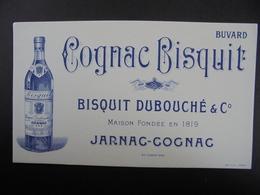 BUVARD - 16 - JARNAC-COGNAC , COGNAC BISQUIT , BISQUIT DUBOUCHE ET CIE - Non Classés