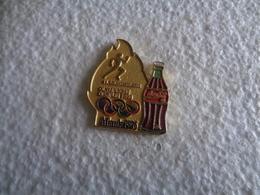 PIN'S 40943 - Coca-Cola