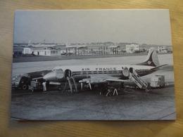 AEROPORT / AIRPORT / FLUGHAFEN    PARIS-ORLY      AIR FRANCE VISCOUNT  F-BGNU - Aérodromes