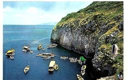 AK-H -  Italien - Insel Capri Bei Neapel - Capri - Grotte Azura Eingang - Other