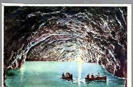 AK-H -  Italien - Insel Capri Bei Neapel - Capri -  Die Blaue Grotte - Other