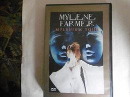 DVD    MYLENE   FARMER    MYLENIUM    TOUR - DVD Musicales