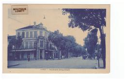 Vietnam Viet Nam Hanoi Boulevard Dong Khanh Hotel De France - Viêt-Nam