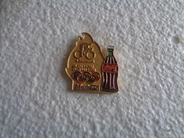PIN'S 40947 - Coca-Cola
