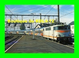 RU 1391 - Train - Loco BB 9272 En Gare - BRIVE LA GAILLARDE - Corrèze - SNCF - Brive La Gaillarde