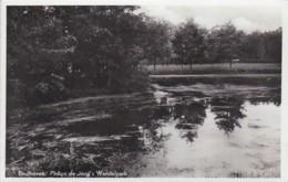 477077Eindhoven, Philips De Jong's Wandelpark. – 1937.(FOTO KAART) (minuscule Vouwen In De Hoeken) - Eindhoven