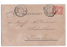 St Maartensdijk (ZL) Grootrond Zierikzee - 1902 - Poststempel
