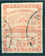(TV01424) Argentina 1858  Stamps - 1858-1861 Confederazione