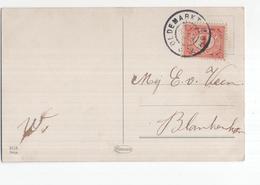Oldemarkt Grootrond - 1914 - Marcophilie