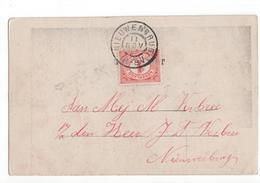 Nieuwerbrug - 1903 - Poststempel