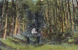 4770184Ede, Huize Hoekelum. – 1911. (zie Boven En Onderrand Kleine Beschadiging) - Ede