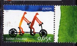 PIA -  FINLANDIA  - 2006 - EUROPA - L' Integrazione  - (Yv  1773) - Finland