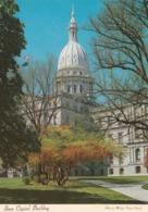 U.S.A, Lansing, State Capitol Building - Lansing