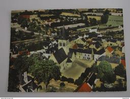 Refboite 140 *  ( Vendue Directement )    Bengy Sur Craon Vue Aérienne  Regardez Les Cotés De La Carte  Diminués - Otros Municipios
