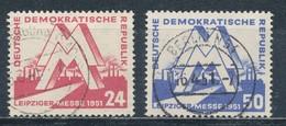 DDR 282/83 Gestempelt - [6] Repubblica Democratica