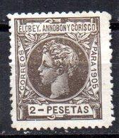 Sello Nº 30 Elobey - Elobey, Annobon & Corisco