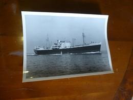 """Navire De Charge """"Yama"""" (Indochine) Chargeurs Réunis, Photo Originale Vers 1948 13x18, Ref 1525 ; FOTO 01 - Bateaux"""
