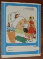 PROTÈGE CAHIER - Rhum NEGRITA - La Réunion - Enfant Malade - Années 50 - 17.5x23 - Bon Etat D'usage : Voir Photos - 36 - Protège-cahiers