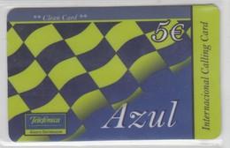 SPAIN TELEFONICA AZUL 5 EURO - Telefonica