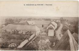 D28 - MEZIERES AU PERCHE - PANORAMA - Other Municipalities