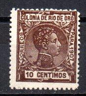 Sello Nº 23 Rio De Oro - Rio De Oro