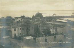 AK Romania Constanța Constanza Hafen Mit Moole (32683) - Rumänien