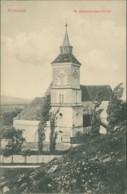 AK Romania Kronstadt St. Bartholomäus-Kirche (32686) - Rumania