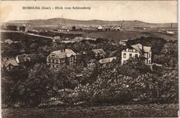 Ansichtskarte Bad Homburg Vor Der Höhe Blick Vom Schlossberg 1930 - Bad Homburg