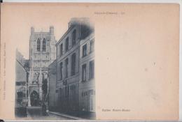 Saint-Omer - Eglise Notre-Dame Cliché Jeanjean - Saint Omer