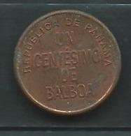 Panama - 1 Centesimo 2017   -   Pieb23307 - Panamá