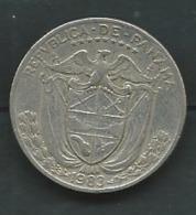 Panama 1/4 Balboa 1983 - Un Cuarto De Balboa    Pieb23311 - Panamá