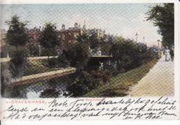 272953'S Gravenhage, Brug Sweelinckplein (poststempel 1904) - Den Haag ('s-Gravenhage)