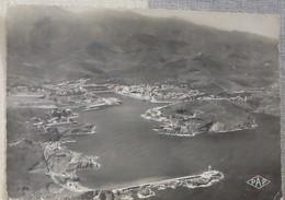 66 Pyrénées Orientales CPSM Port Vendres  Le Port Et La Jetée 1959 - Port Vendres