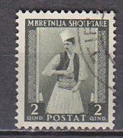 K1739 - ALBANIA ALBANIE Yv N°258 - Albania