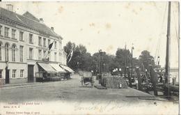 Tamise - Temse - Le Grand Quai I 1906 - Temse