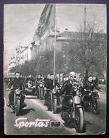 Lithuanian Magazine/ Sportas No. 5 1952 - Livres, BD, Revues